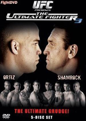 Rent UFC: The Ultimate Fighter: Series 3 Online DVD Rental