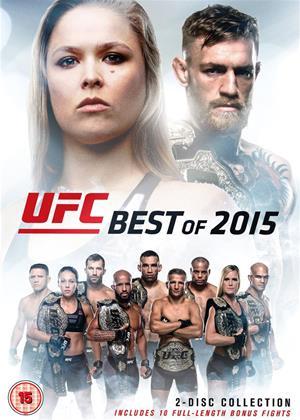 Rent UFC: Best of 2015 Online DVD Rental