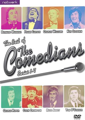 Rent The Comedians: Series 10 Online DVD Rental