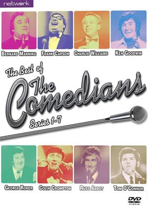 Rent The Comedians: Series 11 Online DVD Rental