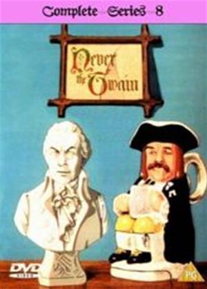 Never the Twain: Series 8 Online DVD Rental