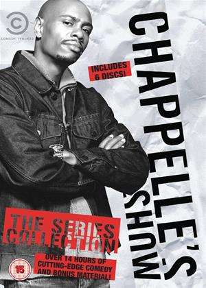 Rent Chappelle's Show: Series 3 Online DVD Rental