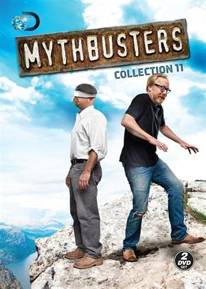 Rent MythBusters: Series 11 Online DVD Rental