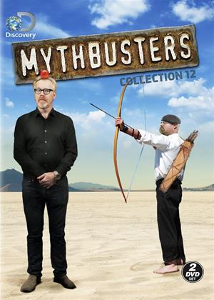 Rent MythBusters: Series 12 Online DVD Rental