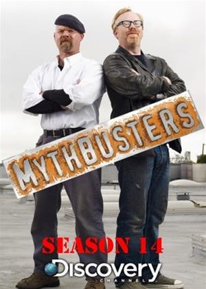 Rent MythBusters: Series 14 Online DVD Rental