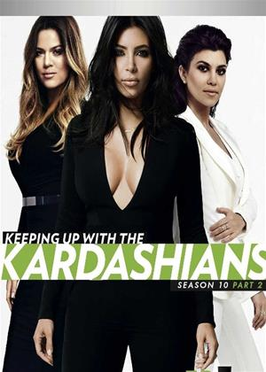 Keeping Up with the Kardashians: Series 10 Online DVD Rental