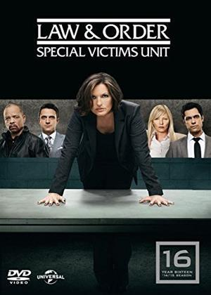 Law and Order: Special Victims Unit: Series 16 Online DVD Rental