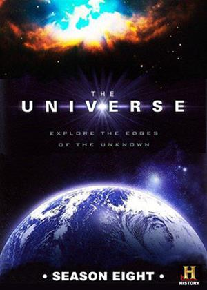 Rent The Universe: Series 8 Online DVD Rental