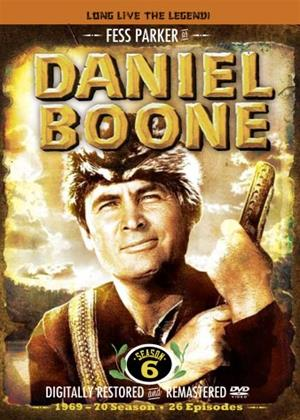Rent Daniel Boone: Series 6 Online DVD Rental
