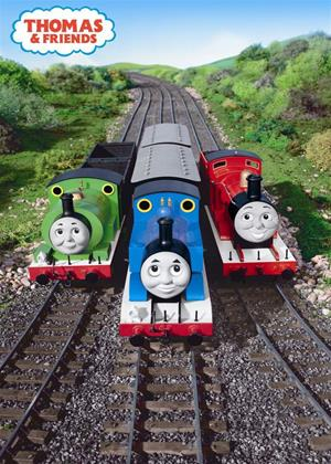 Rent Thomas the Tank Engine and Friends: Series 18 Online DVD Rental
