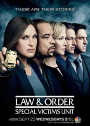Law and Order: Special Victims Unit: Series 17 Online DVD Rental