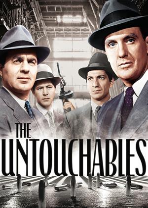 Rent The Untouchables: Series 4 Online DVD Rental