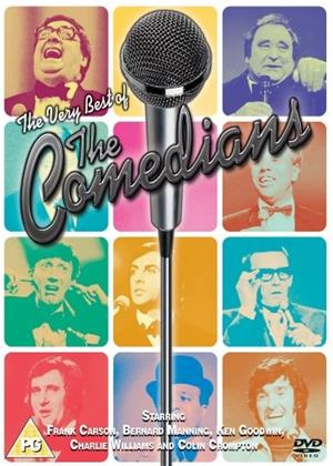 Rent The Comedians: Series 9 Online DVD Rental