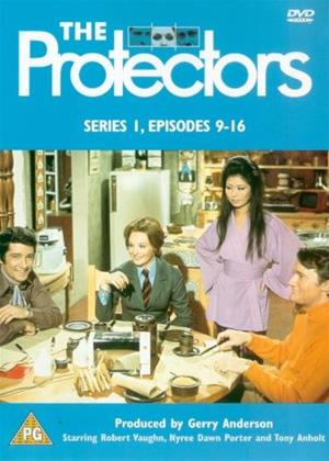 Rent The Protectors: Series 1: Vol.2 Online DVD Rental