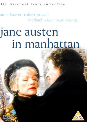 Jane Austen in Manhattan Online DVD Rental