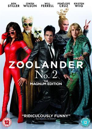 Zoolander No. 2 Online DVD Rental