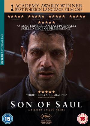 Son of Saul Online DVD Rental
