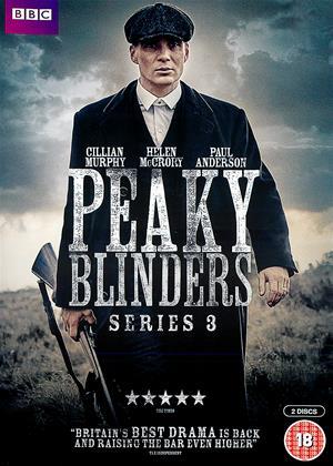 Rent Peaky Blinders: Series 3 Online DVD Rental