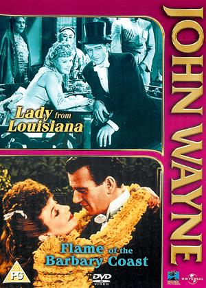 Lady from Louisiana / Flame of the Barbary Coast Online DVD Rental