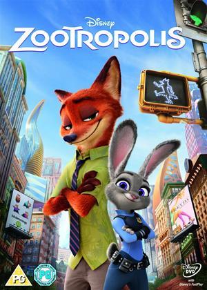 Zootopia Online DVD Rental