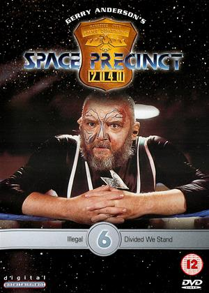 Space Precinct: Vol.6 Online DVD Rental