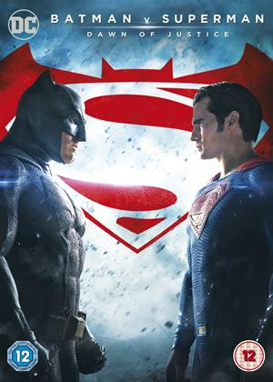 Batman v Superman: Dawn of Justice Online DVD Rental