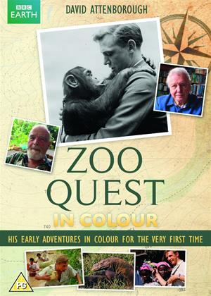 Rent Zoo Quest in Colour Online DVD Rental