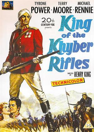 Rent King of the Khyber Rifles Online DVD Rental