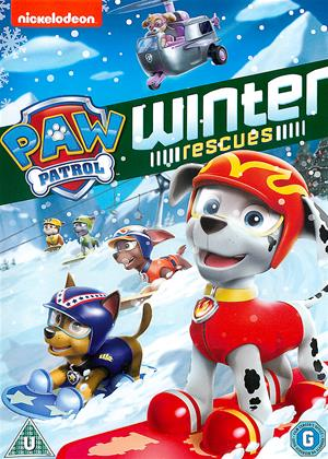 Rent PAW Patrol: Winter Rescue Online DVD Rental