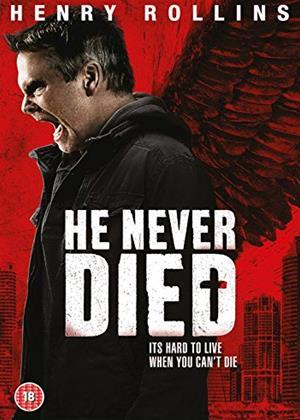 He Never Died Online DVD Rental