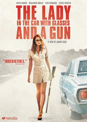 The Lady in the Car with Glasses and a Gun Online DVD Rental