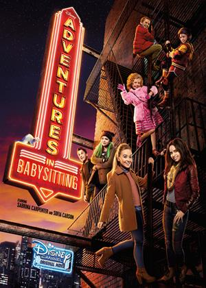 Rent Adventures in Babysitting (aka Further Adventures in Babysitting) Online DVD Rental