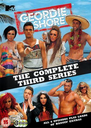 Rent Geordie Shore: Series 3 Online DVD Rental