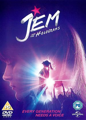 Jem and the Holograms Online DVD Rental