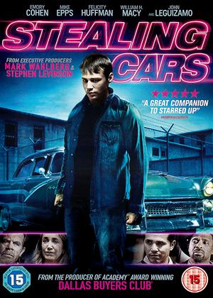 Stealing Cars Online DVD Rental
