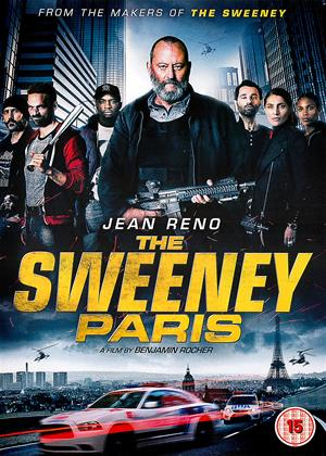 The Sweeney: Paris Online DVD Rental