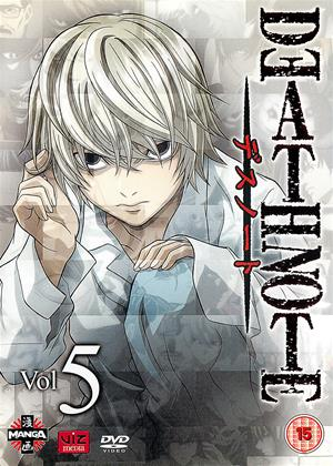 Death Note: Vol.5 Online DVD Rental
