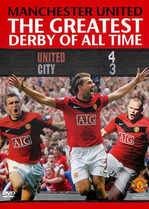 Manchester United: The Greatest Derby of All Time Online DVD Rental