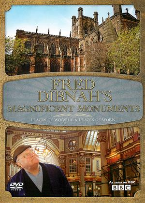Fred Dibnah's Magnificent Monuments: Places of Worship / Places of Work Online DVD Rental