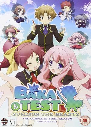 Rent Baka and Test: Summon the Beasts: Series 1 Online DVD Rental