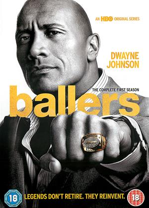Rent Ballers: Series 1 Online DVD Rental