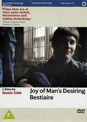 Joy of Man's Desiring / Bestiaire Online DVD Rental