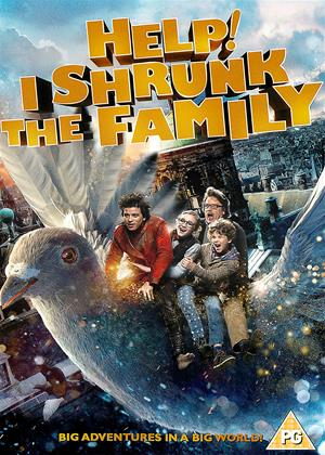 Help! I Shrunk the Family Online DVD Rental