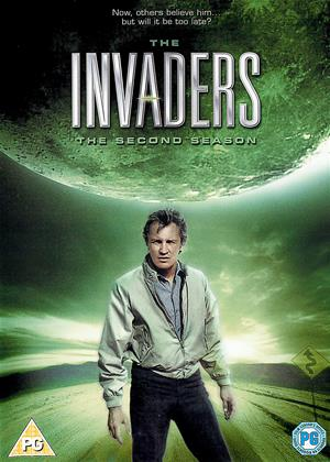 Invaders: Series 2 Online DVD Rental