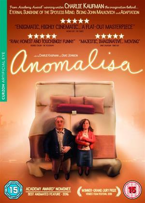 Anomalisa Online DVD Rental