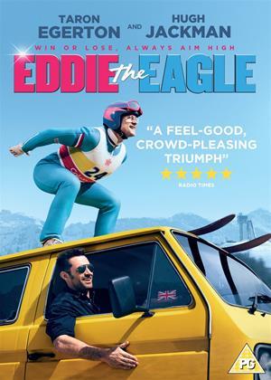 Eddie the Eagle Online DVD Rental