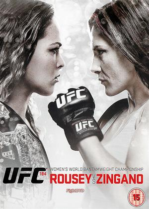 Ultimate Fighting Championship: 184: Rousey vs. Zingano Online DVD Rental