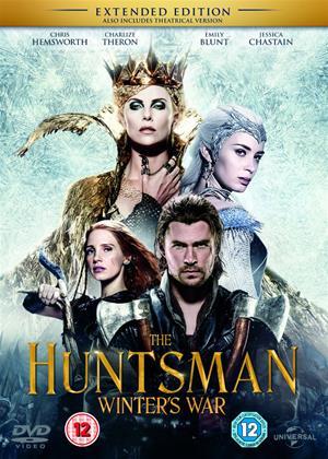 The Huntsman: Winter's War Online DVD Rental