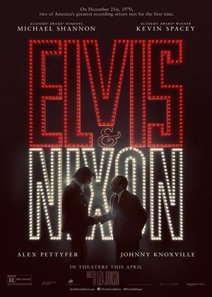 Elvis and Nixon Online DVD Rental