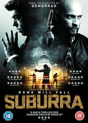 Suburra Online DVD Rental